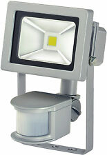 Brennenstuhl 10W IP44 Chip LED Wandleuchte mit Bewegungsmelder 1171250102 OVP.