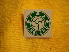 Vintage brooch pin badge Football AF Ireland  soccer offered by MTH