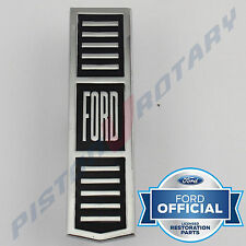 FORD Grille Badge , Chrome, Brand New, for Ford XT Falcon 500 Fairmont grill