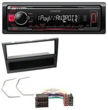 Kenwood MP3 USB 1DIN AUX Autoradio für Opel Agila Combo Vivaro Corsa C Omega 200