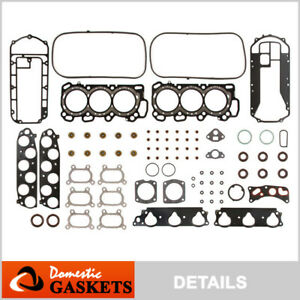 Fits 03-10 Acura MDX RL TL Honda Odyssey 3.5L Head Gasket Set J35A5 J35A6 J35A8