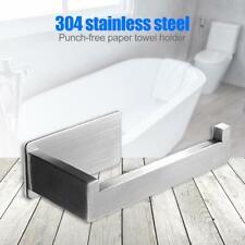 Home Tank Toilet Paper Holder Bathroom Storage Organizer Stand Tissue Shelf Rack