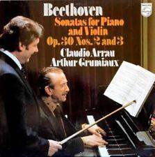 Sonatas For Piano And Violin Op.30  etc) : Ludwig van Beethoven