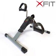 Xfit Mini Digital Exercise Folding Bike 2 in 1 Arm & Leg Mobility Rehab Aid