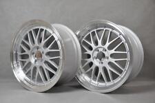 Dare LM Deep Dish BBS Style Alloy Wheels 5x112 18x8 Et42 X 4 AUDI Volkswagon VW