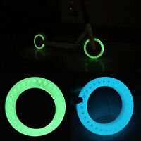 "8.5""Luminous Color Solid Wheel Tyre Tires For Xiaomi Mijia M365 Electric Scooter"