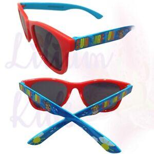 Paw Patrol Boys Sunglasses Chase Rubble Kids Medium Tint UV400 Protection 3+Year