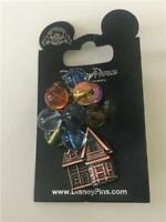 UP- CARL & ELLIE'S HOUSE- BEAD BALLOONS DISNEY PIN 113180