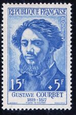 TIMBRE FRANCE NEUF N° 1169 ** CELEBRITE / GUSTAVE COURBET