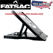 FAT SAC FlipSurf ADJUSTABLE PRECISION WAKE SHAPER MAGNETIC ATTACH WAKE SURF BOAT