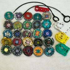 Takara Tomy Beyblade Huge Lot Rare with Launcher