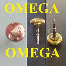 omega 481 cal corona albero tige crown clock watch old for part original vintage