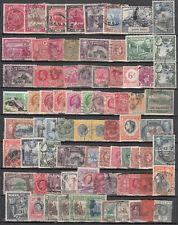 British Area - small stamp lot-2