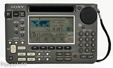 Sony ICF-SW55 Shortwave AM FM Radio Receiver ***NICE UNIT***