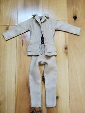 "Ashton Drake Gene Marshall Safari Outfit Pants Jacket for 15"" Fashion Doll Madra"