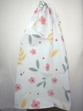 Large Waterproof Storage Drawstring Bag Home Laundry Organizer Packaging-Flowers