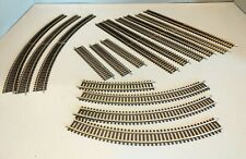 00 gauge Hornby nickel silver track