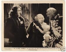 Marlene Dietrich ,John Lodge , The Scarlet Empress