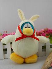 "Disney Club Penguin Bunny Plush Stuffed Toy 8"""