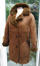 Ladies Sheepskin Coat SIZE 36 (12/14)
