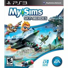 My Sims Sky Heroes PS3 EA Game New Sealed