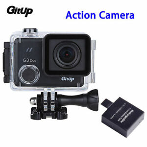 GitUp G3 -The worlds first action camera with a second (OPTIONAL) camera input