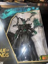 """LEAGUE OF LEGENDS 7"""" THRESH ACTION FIGURE SPIN MASTER 2021 RIOT GAMES NIH!!!"""