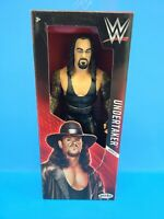 "WWE THE UNDERTAKER Jakks Pacific 6"" Figure Wrestling Action Figure *Rip in Box*"