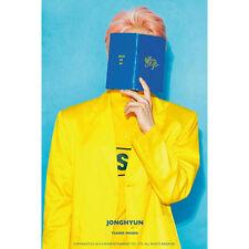 SHINEE JONGHYUN - [좋아/LIKE] 1st Album CD+80p Buch+Karten+Tracking  K-POP SM