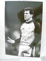 Press Photo BOB BOLDER - Charlton Athletic FC Player (Org, Exc*)