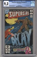 DARING NEW ADVENTURES OF SUPERGIRL 3 CGC 9.2 WPGS  LOIS LANE BACK UP STRY 1983