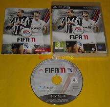 FIFA 11 Ps3 Versione Ufficiale Italiana 1ª Edizione ••••• COMPLETO