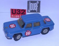 FN JOUEF 3540 SLOT CARRENAULT 8 GORDINI #16 AZUL  VERY GOOD CONDITION UNBOXED