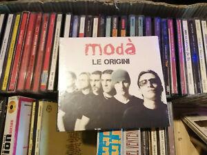 cd modà - le origini - cd+dvd sigillati