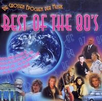 Best of the 80's (19 tracks, BMG/Ariola) Modern Talking, Taylor Dayne, St.. [CD]