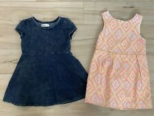 Lot Of 2 Baby Girl Dresses Epic Threads Genuine Kids 2T EUC