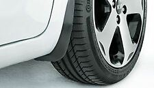 Genuine Kia Picanto 2011 Onward Front Mud Flaps without Side Skirts - 1YF46AC000