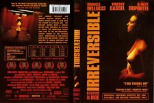 Irreversible [DVD]  [Region 1]  [NTSC] Caspar Noe French Language Film Movie