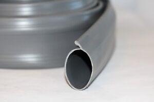 Garage Door P-Bulb Bottom Weather Seal for Overhead Door Brand, 180, 280, 390
