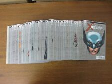 MARVEL HEADSHOT VARIANT SET OF 53 DIFFERENT ISSUES - HIGH GRADE - NM AVERAGE!