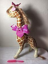 Animal Lovin' Barbie Ginger Giraffe -1988 - Mattel #1395 - Nrfb