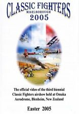 Classic Fighters - Marlborough 2005 (DVD, 2006)