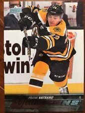 2015-16 UD Hockey Series 2 #455 Young Guns Frank Vatrano Pack Fresh