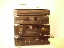 Sistema Hi-Fi de calidad, separa, kenwood, aiwa, Philips, acústica S, Wharfedale