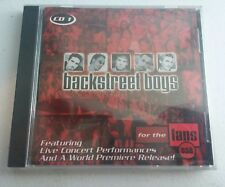 Backstreet Boys for the Fans: Featuring Live Concerts CD1 Brand New