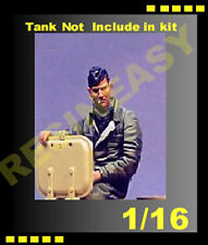 S&T products 1/16  Figure 120mm German SS Tiger Crew out of production STP 16013
