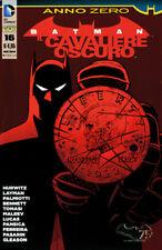 fumetto BATMAN IL CAVALIERE OSCURO editoriale DC COMICS LION numero 16