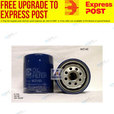 Wesfil Oil Filter WZ145 fits Nissan Nomad 2.4 i (SLC22)