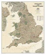 Wales Wall Maps