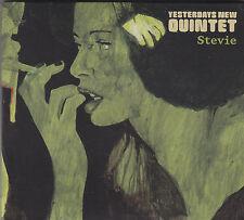 Yesterdays New Quintet  - stevie CD